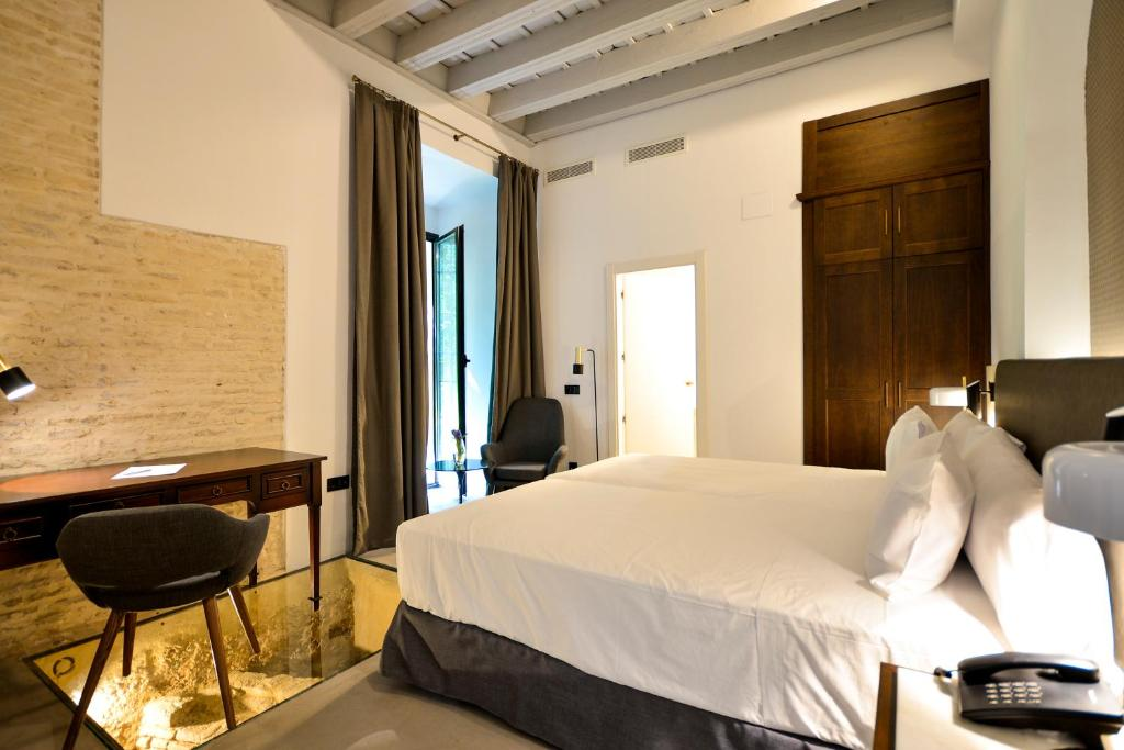boutique hotels in sevilla  166