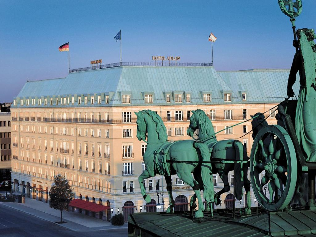 Hotel Adlon Kempinski Berlin Germany Bookingcom - Berlin map hotels