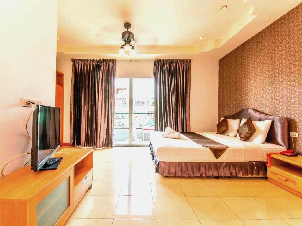 Arya Inn Pattaya Beach Hotel (Thailand Pattaya) - Booking.com