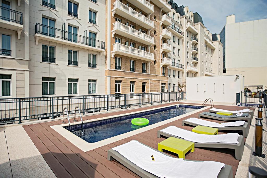 The Student Hotel Paris La Defense Puteaux Hotel Tarifs 2019