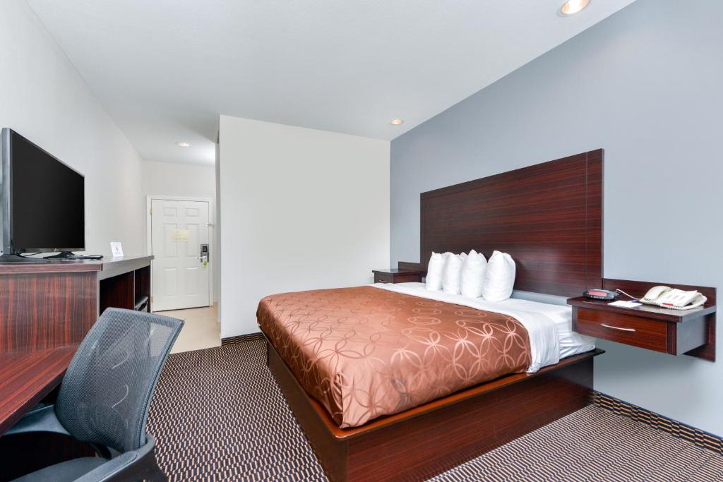 Americas Best Value Inn College Drive Baton Rouge USA Rooms
