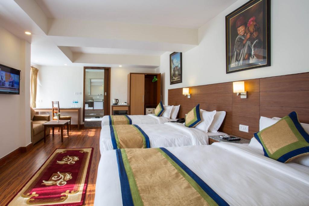 オアシス カトマンズ ホテル(Oasis Kathmandu Hotel)