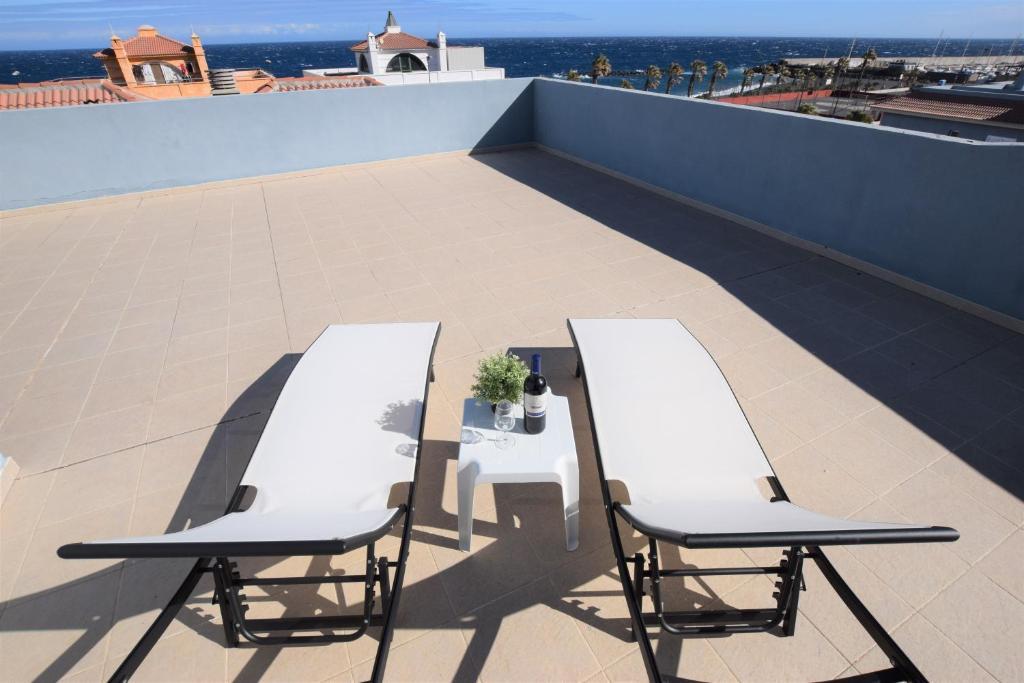 Apartments In Puertito De Güímar Tenerife
