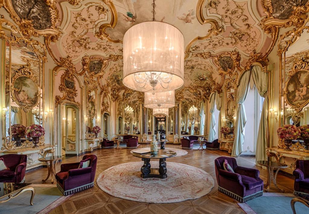 Villa Cora, Florence – Tarifs 2019