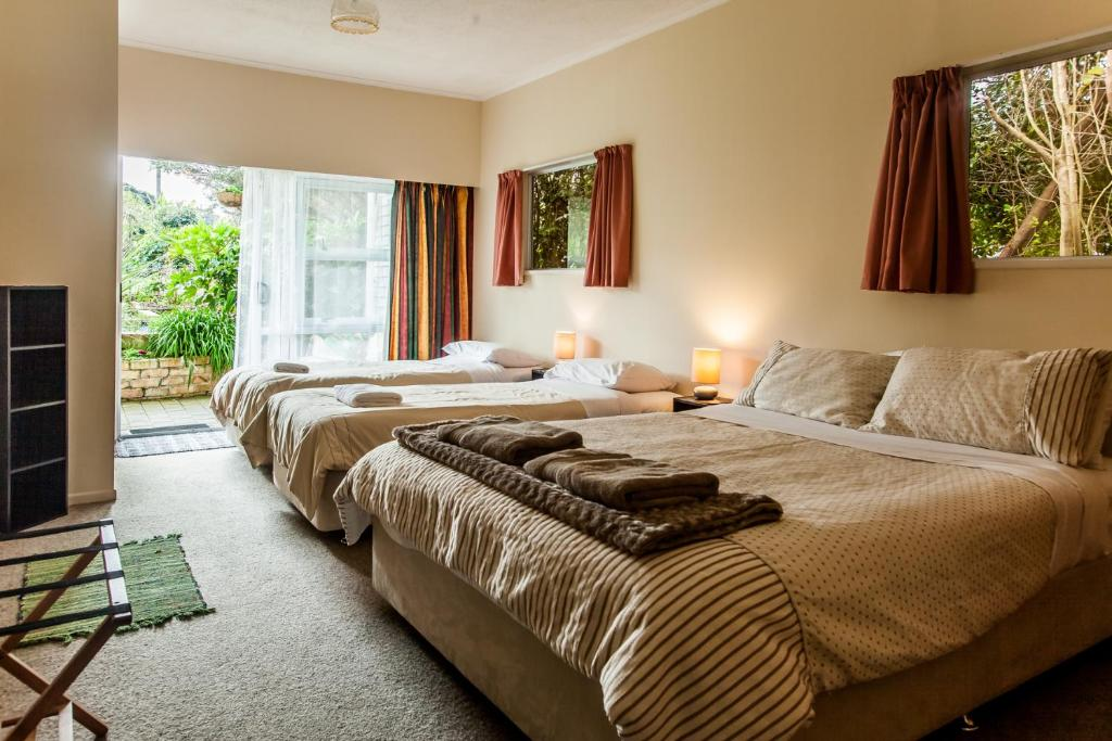 Ocean View Raglan Bed Breakfast New Zealand Booking Com