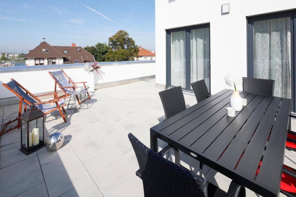 Freiburg Villa penthouse appartements freiburg freiburg im breisgau germany