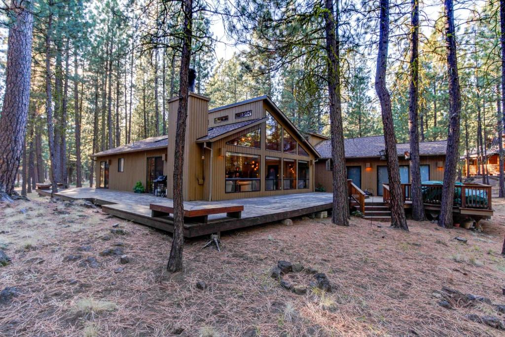 Vacation Home Black Butte Ranch: South Meadow Haven #SM29, OR ...