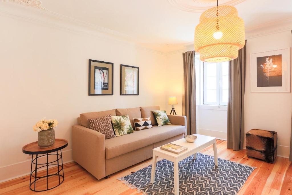 Bairro Alto Principe Real Charming Apartment Portugal Lissabon