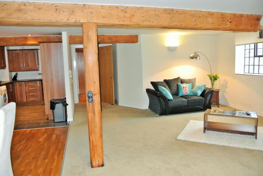 Approved Serviced Apartments Steam Mill (GB Chester) - Booking.com