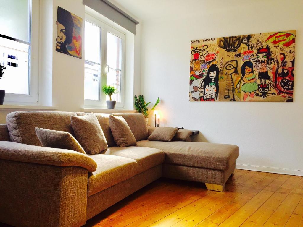 Streetart Apartment (Deutschland Hamburg) - Booking.com
