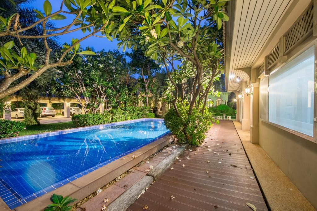 Bangkok Grand Villa With Private Pool Bangkok Updated
