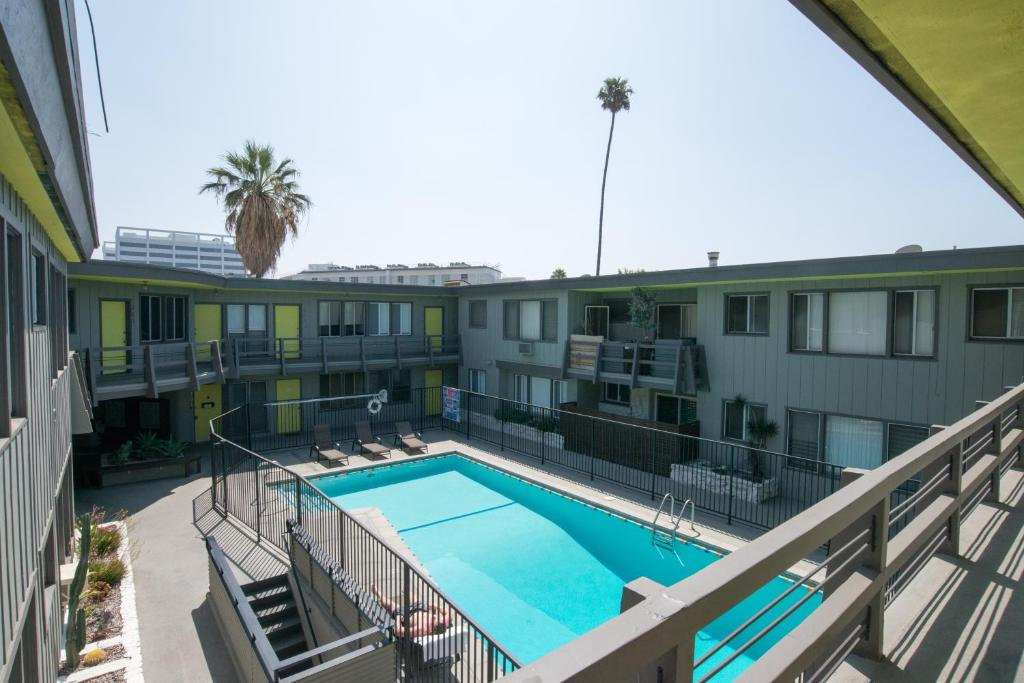 Apartment E412 Beautiful Studio in the Heart of Hollywood, Los ...