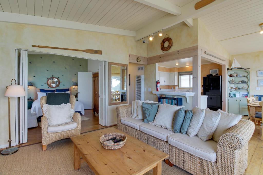 Vacation Home Oceanfront Dream, Cayucos, CA - Booking com