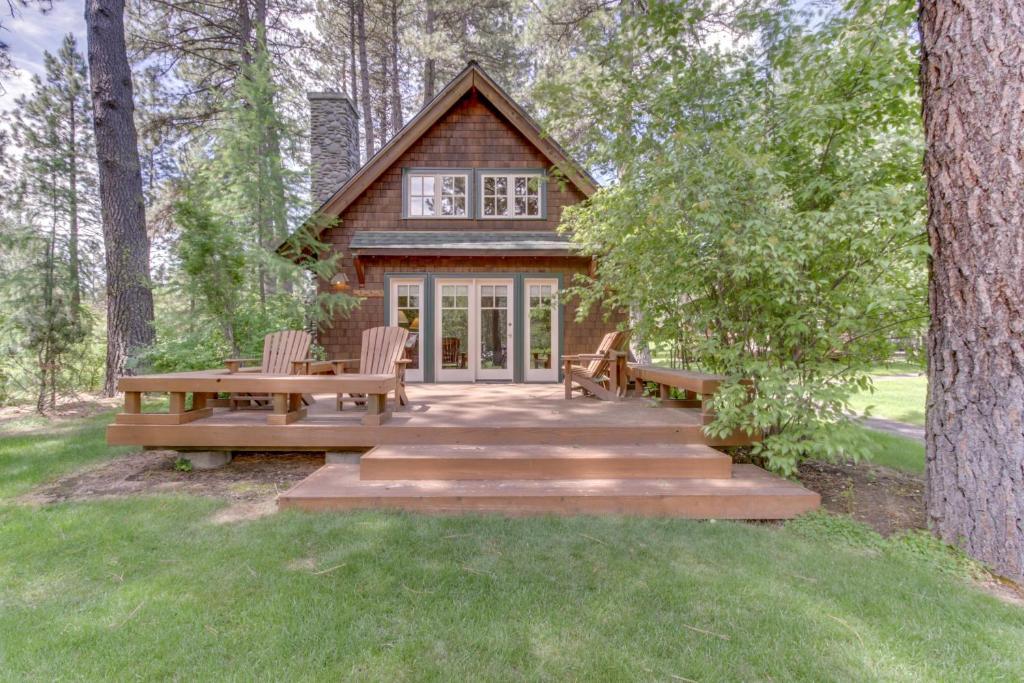 Metolius River Resort Cabin 11 Camp Sherman Or