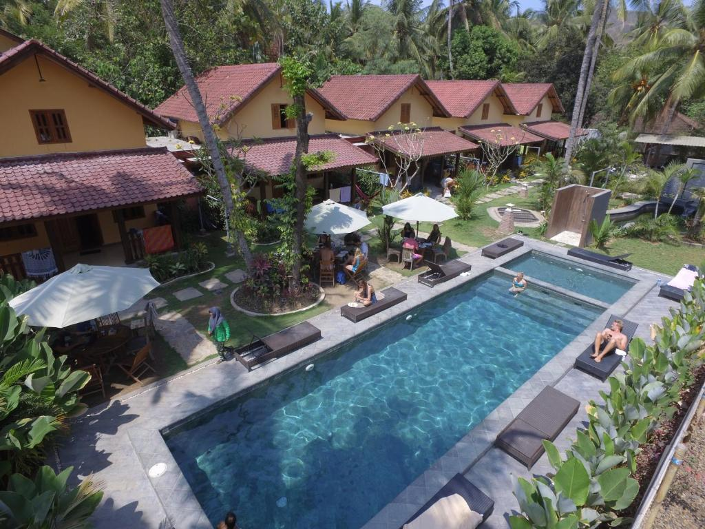 Image result for botchan hostel kuta lombok