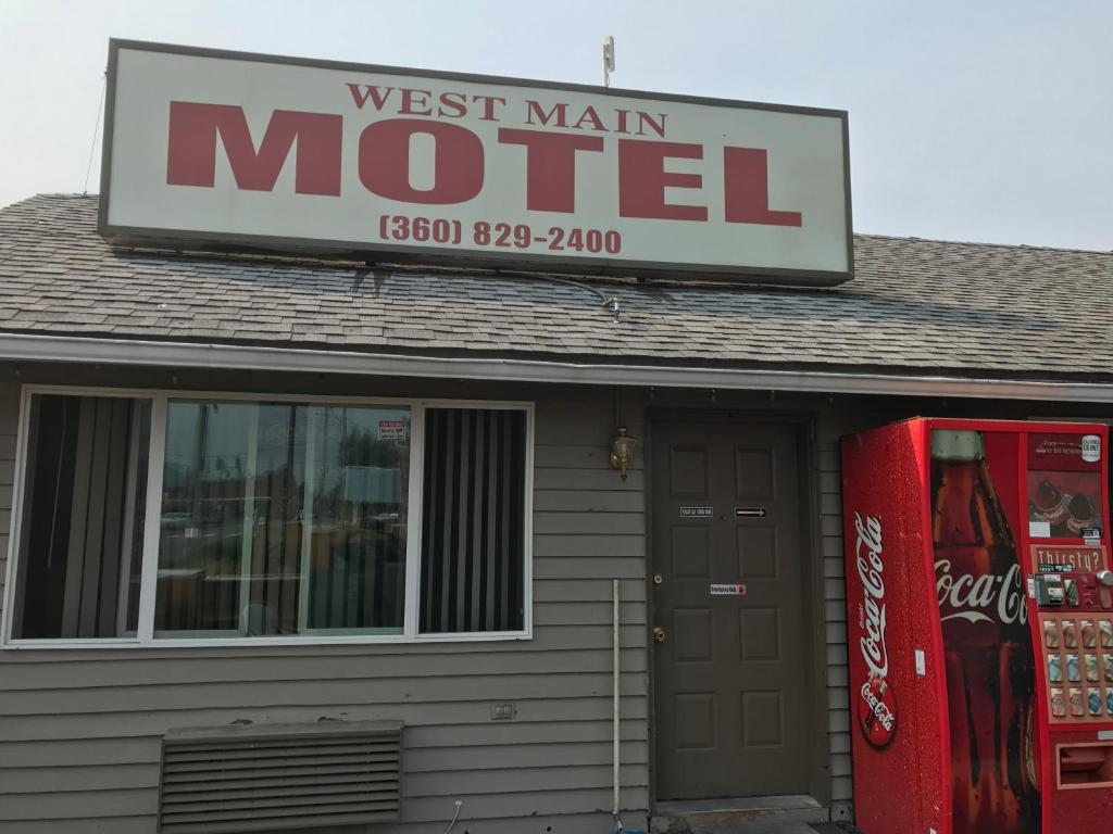 West Main Motel Reserve Now Gallery Image Of This Property
