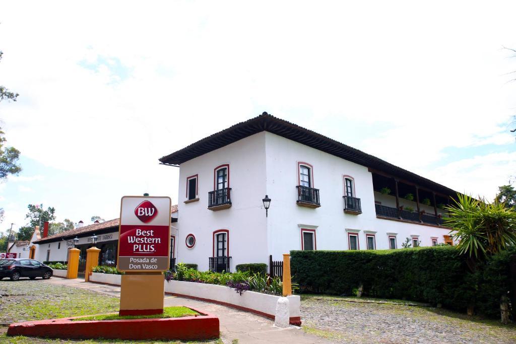 Best Western Plus Posada de Don Vasco (Hotel) e940e3a98a1ab