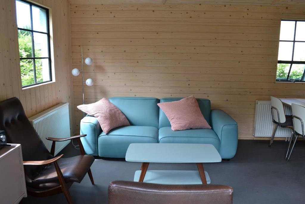 Vacation home mooi nieuw houten huisje havelte netherlands