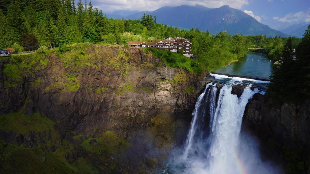 Hotels Near Snoqualmie Falls Wa