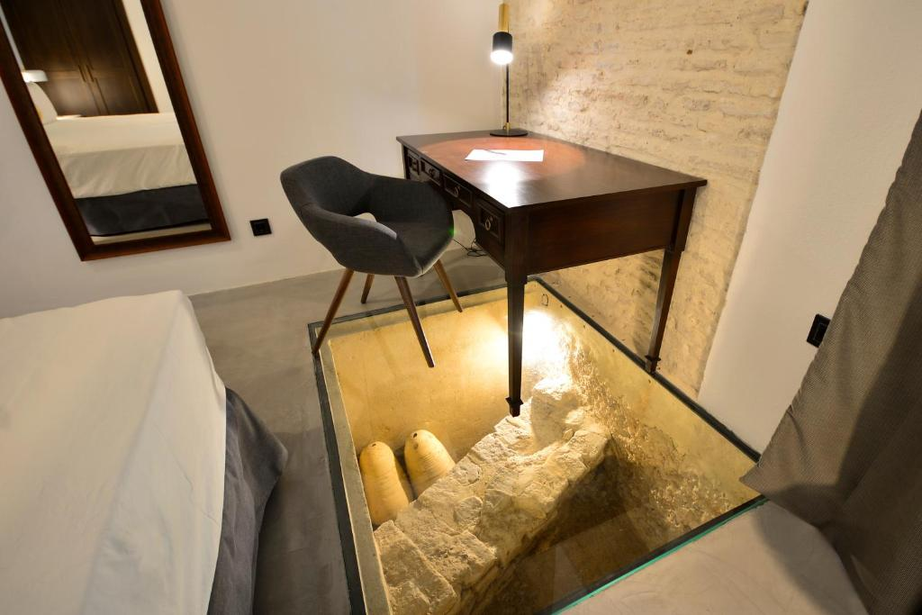 boutique hotels in sevilla  164