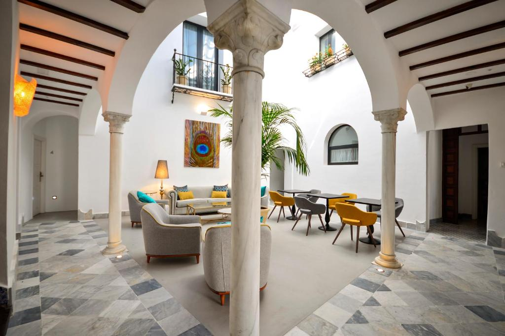 boutique hotels sevilla provinz  168