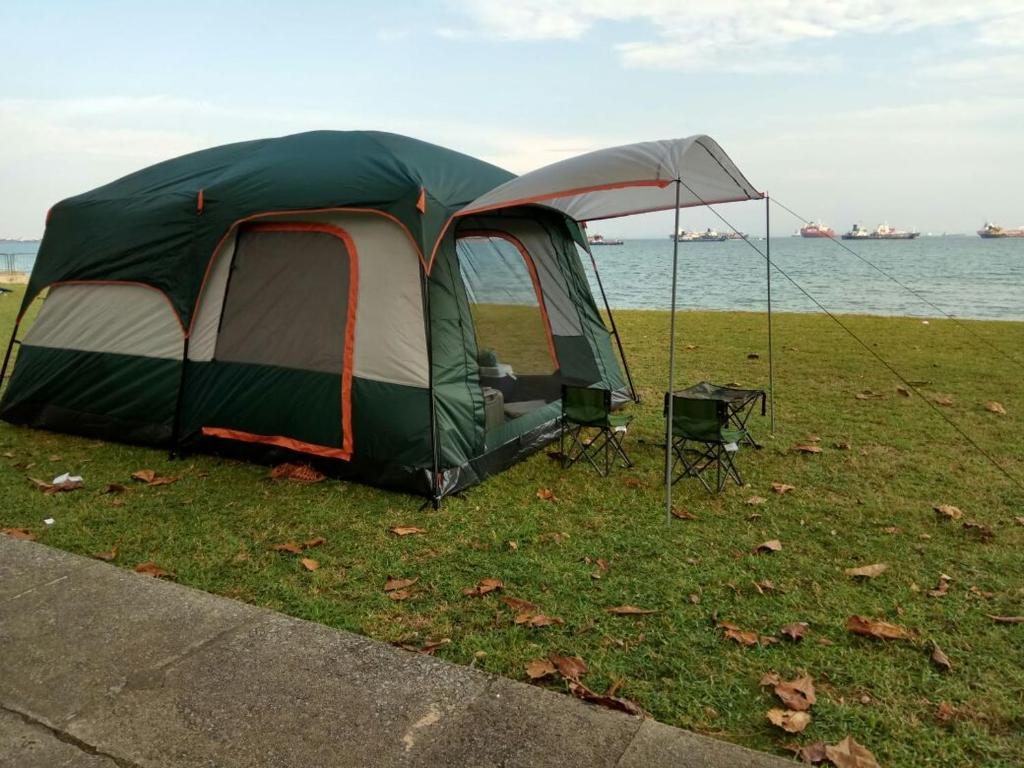 Gallery image of this property & Posh u0026 Spacious Tent near Beach Singapore u2013 Updated 2018 Prices