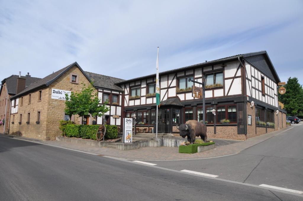 Steakhaus Büffel Hotel Restaurant (Deutschland Heimbach) - Booking.com