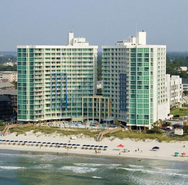 Myrtle Beach Apartments: Avista Resort 1022 Condo, Myrtle Beach, SC