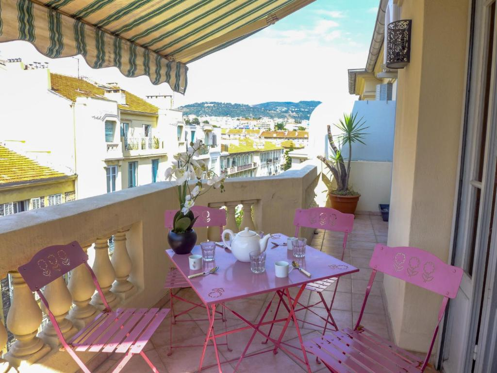 Appartment Nizza ferienwohnung avenue michel ange frankreich nizza booking com