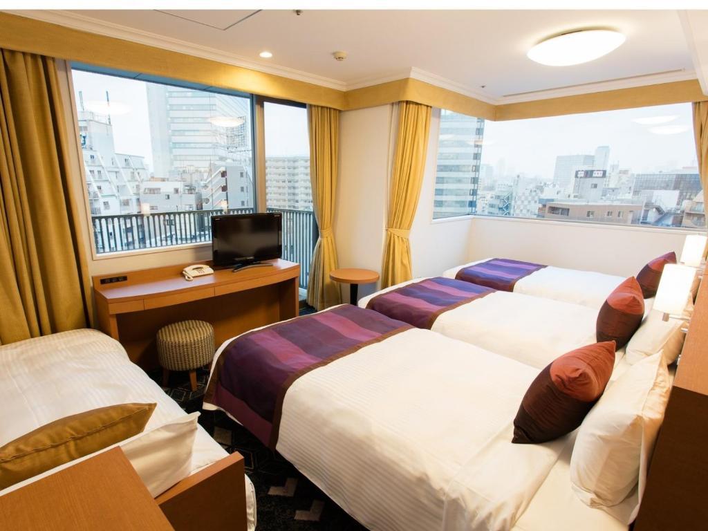 Ryogoku View Hotel, Tokyo, Japan - Booking.com