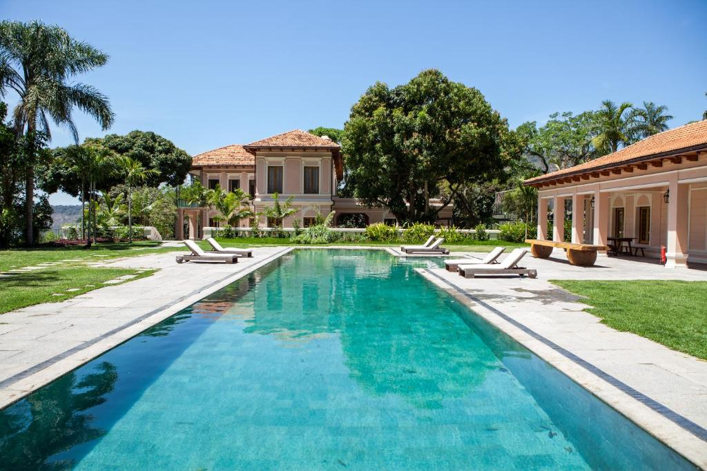 Ferienhaus Casa Marques Jardim Botanico (Brasilien Rio de Janeiro ...