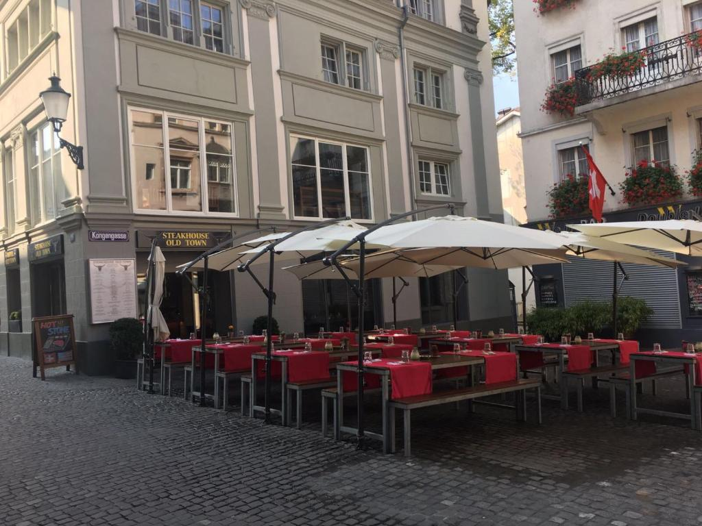 Hotel Old Town Zurich Switzerland Bookingcom
