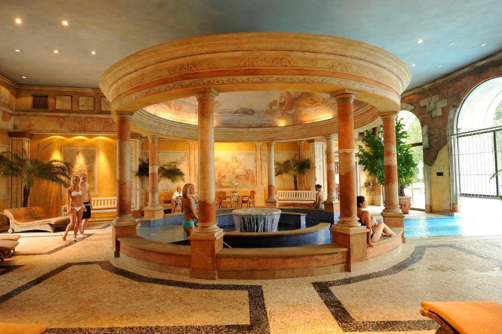 reservation hôtel europa park
