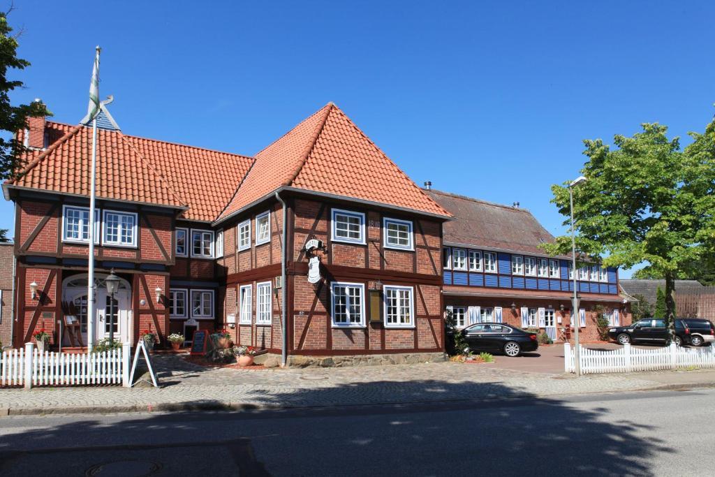 Hotel Klempau S Gasthof Deutschland Lubeck Booking Com