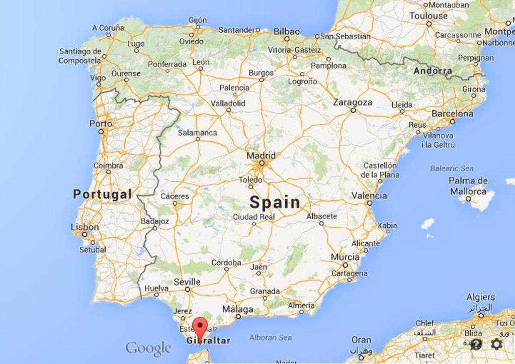 Holiday home Calle los Helechos 2 Tarifa Spain Bookingcom