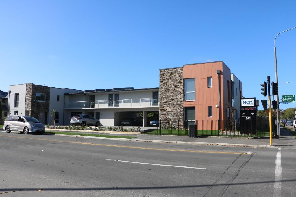 MCM モーテル クライストチャーチ(MCM Motel Christchurch)
