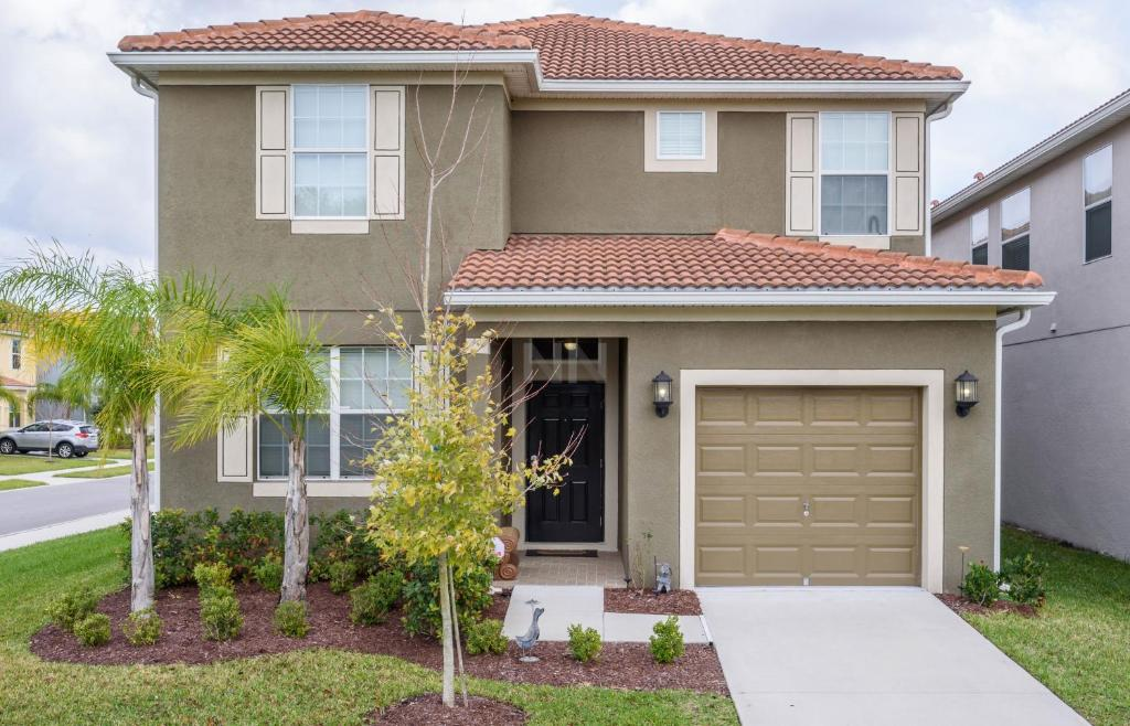 Vacation Home Five Bedroom Single Family 90ma00 Kissimmee Fl
