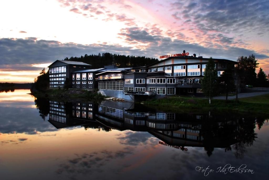 Hotell Lappland Lycksele Sweden Booking Com