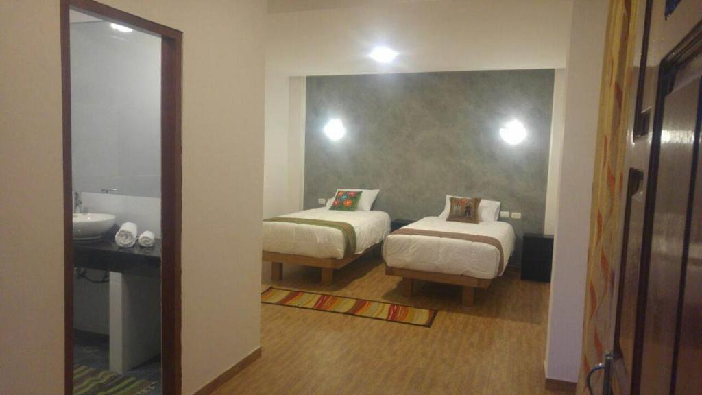 Apartments In Huayoccare Cusco