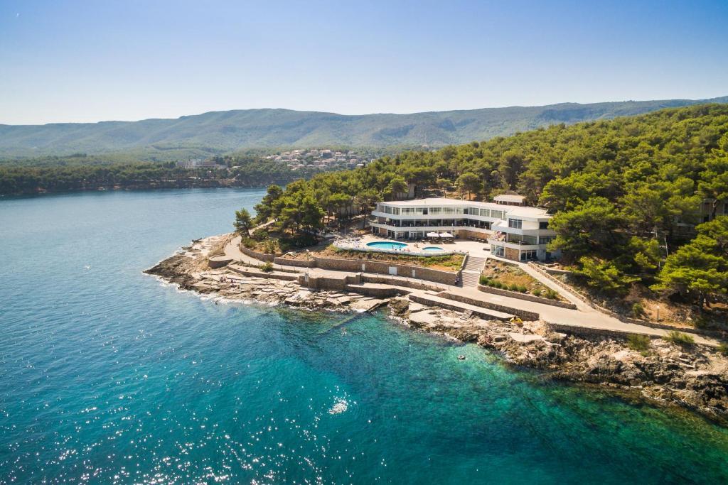 Adriatiq Resort Fontana Jelsa Croatia Bookingcom