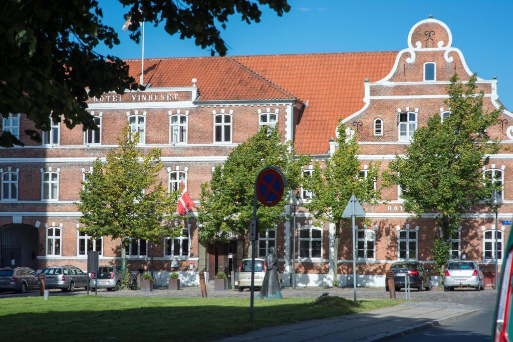 Hotel Vinhuset Nstved Denmark Bookingcom