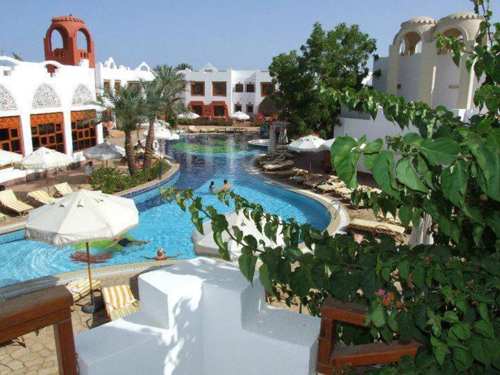 A view of the pool at Sharm Inn Amarein or nearby