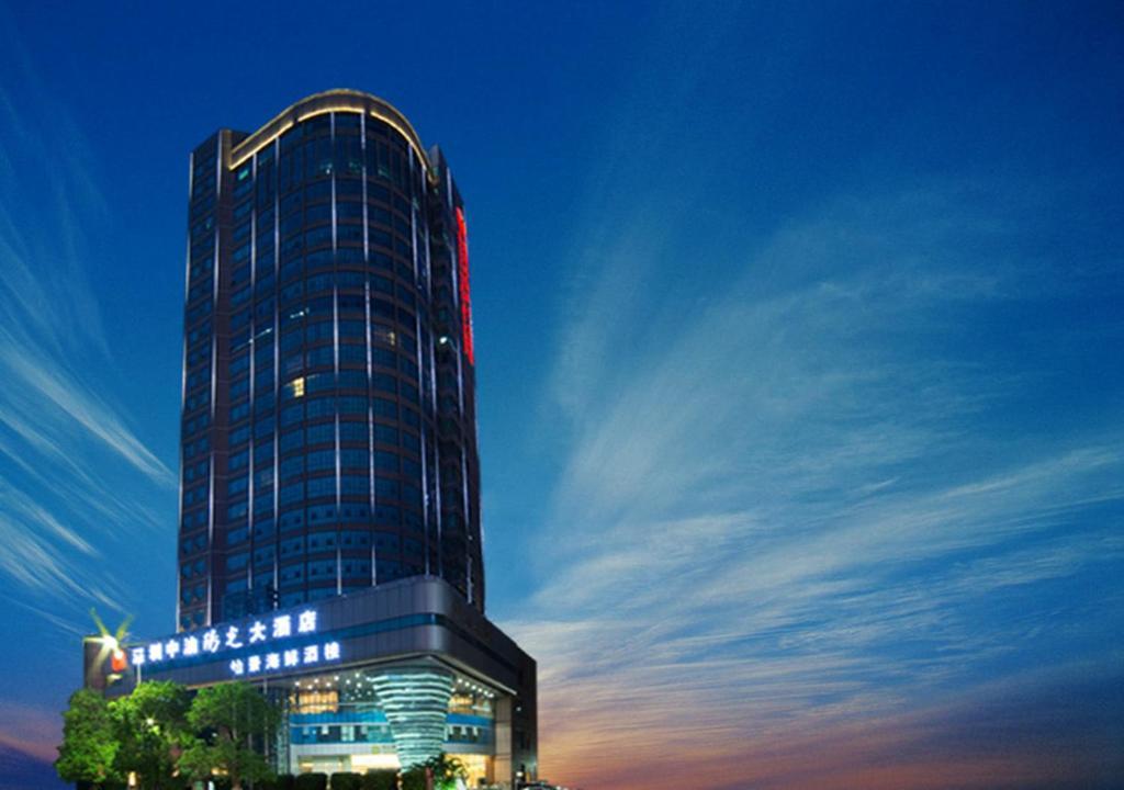 グランド ソリュクス ツォンユウ ホテル 深セン(Grand Soluxe Zhongyou Hotel Shenzhen)