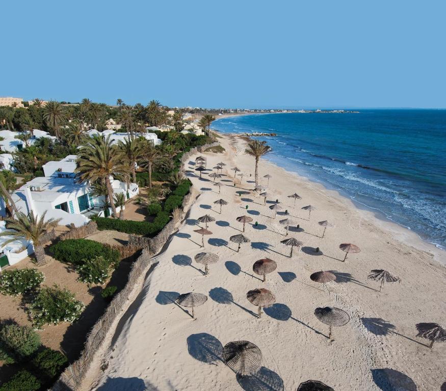 Hotel sangho club zarzis tunisia for Hotels zarzis