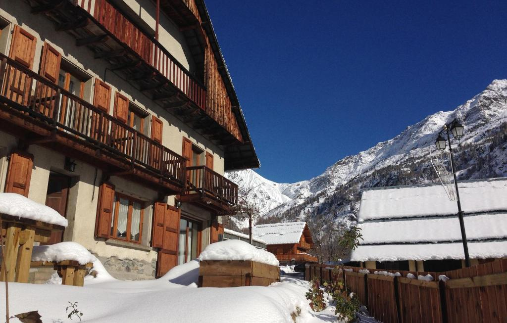 location chalet ski vaujany