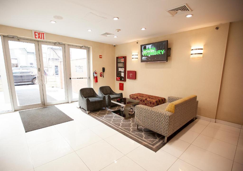 36 Hudson Hotel (USA New York) - Booking.com