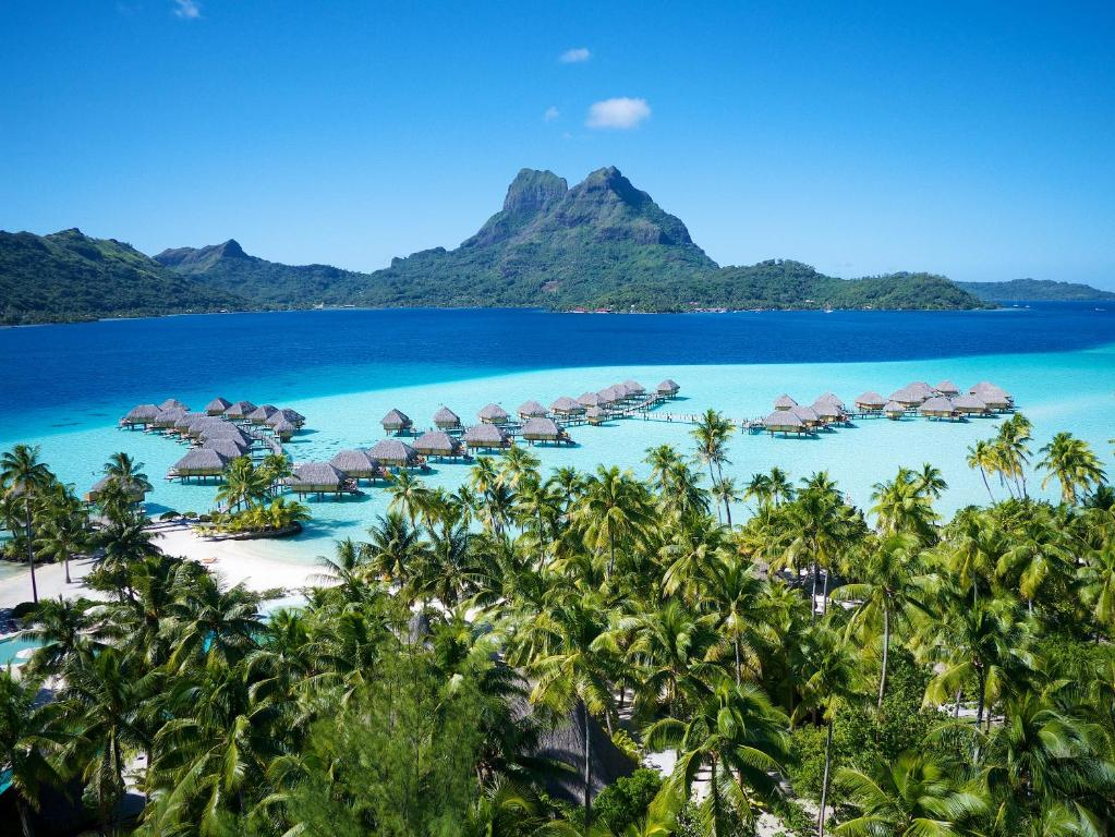 Bora Bora Pearl Resort French Polynesia  Bookingcom