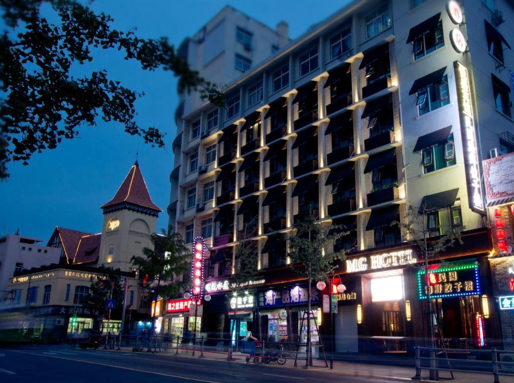 MG ホテル(MG Hotel)