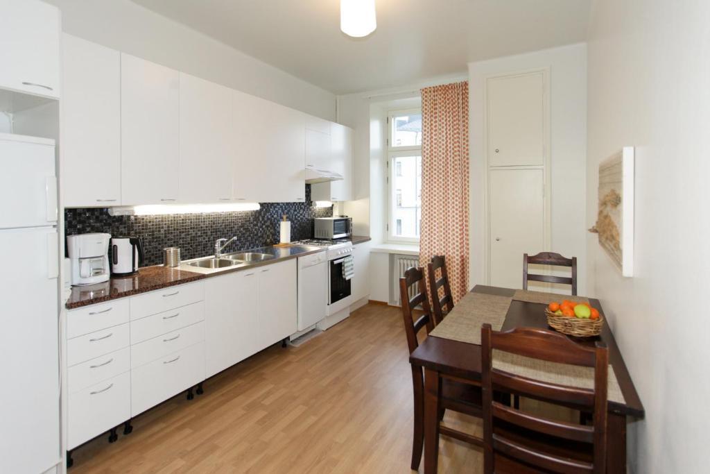Superior Studio Apartment Near Helsinki City Center