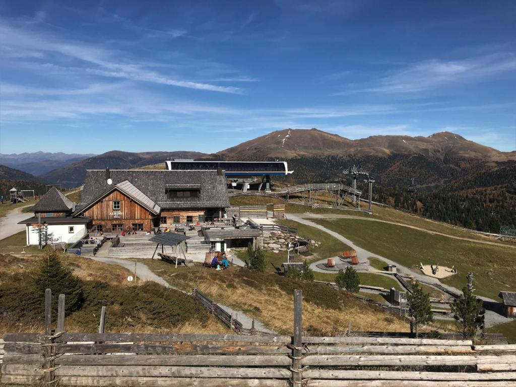 Ferienwohnung turracher bergh tte sterreich turracher for Turracher hohe skigebiet